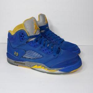 Nike Air Jordan V 5 Laney JSP Sneakers Sz 8